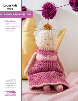 ePattern Princess Doll
