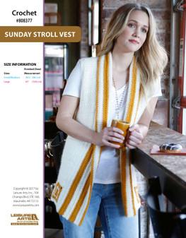 ePattern Sunday Stroll Vest