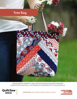 Tote Bag sewing pattern.