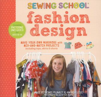 Storey Sewing School Fashion Design Book