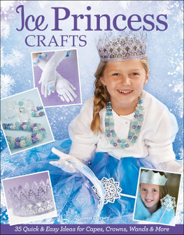 Design Originals Ice Princess Crafts Book