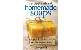 Robert Rose The Best Natural Homemade Soaps Book