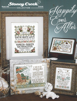 Stoney Creek Happy Ever After Cross Stitch Book