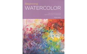 Walter Foster Beginning Watercolor Book