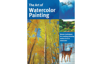 Walter Foster The Art of Watercolor Painting Book