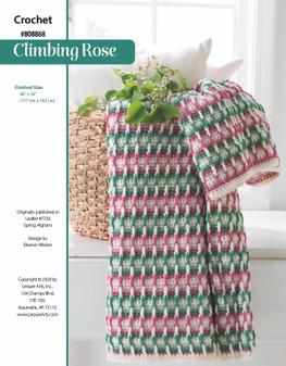 ePattern Climbing Rose