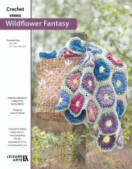 ePattern Wildflower Fantasy