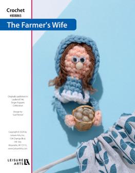 ePattern The Farmer's Wife, Lucy