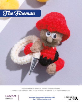 ePattern The Fireman, Carl
