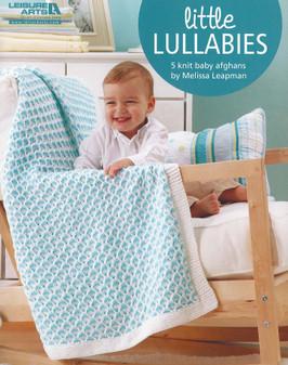 Leisure Arts Little Lullabies Knit Bk