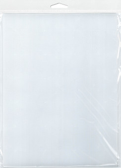 """Essentials By Leisure Arts Plastic Canvas 14ct 8.25""""x 11"""" Clear 6pc"""