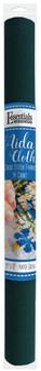 "Essentials By Leisure Arts Aida Cloth 14ct 15x 18"" Hunter Green"
