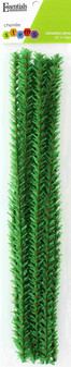 """Essentials By Leisure Arts Chenille 12"""" Stem Canadian Pine 12pc"""