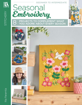 Seasonal Embroidery - Physical Edition