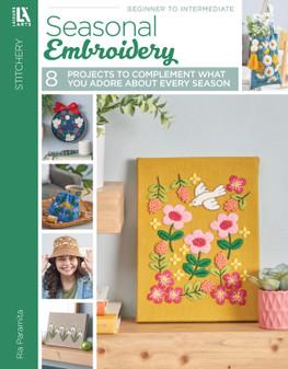 Seasonal Embroidery - Digital Edition