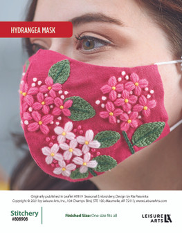 Hydrangea Mask