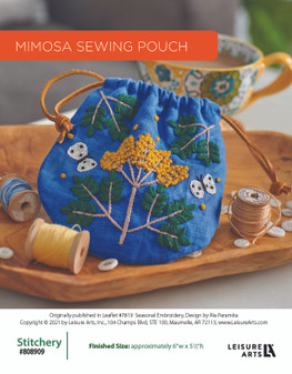 Mimosa Sewing Pouch