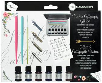 Manuscript Dip Pen Modern Calligraphy Set Gift