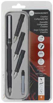 Manuscript Cartridge Pen Creative Calligraphy Set