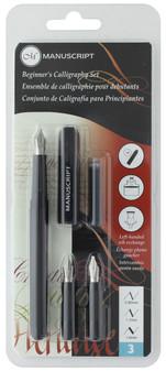 Manuscript Cartridge Pen Beginner's Calligraphy Set