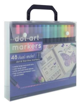 Leisure Arts Dot Marker 48pc