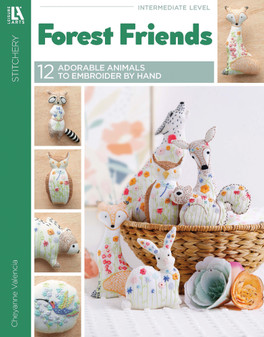 eBook Leisure Arts Forest Friends