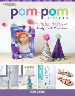 eBook Leisure Arts Pom-Pom Crafts