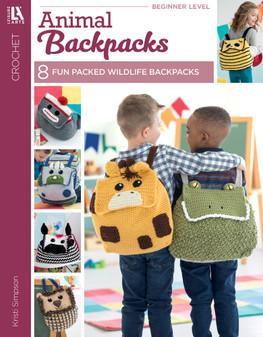 eBook Leisure Arts Animal Backpacks