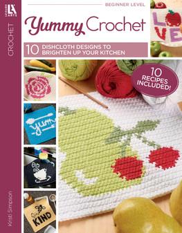 eBook Leisure Arts Yummy Crochet Book
