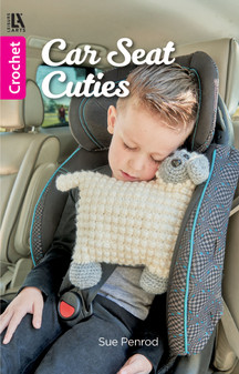 Leisure Arts Car Seat Cuties Book