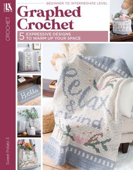 Leisure Arts Graphed Crochet Book