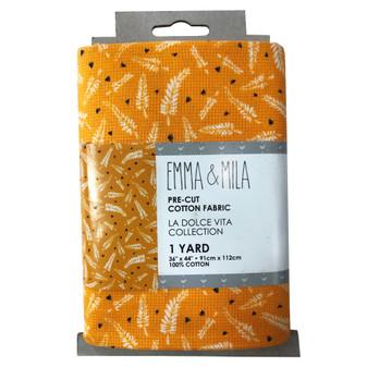Emma & Mila Precut Yard Fern Leaf 4pc
