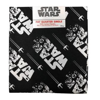 Star Wars Fat Quarter Ships 6pc