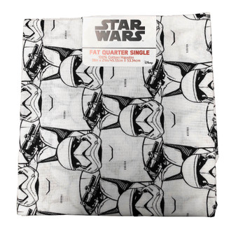 Star Wars Fat Quarter Stormtrooper 6pc