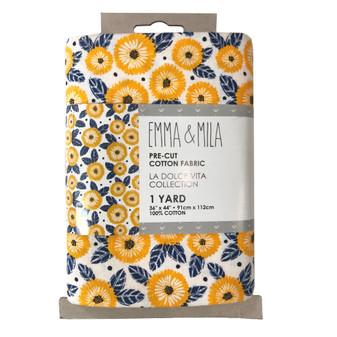 Emma & Mila Precut Yard Marigold 4pc