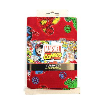 Marvel Precut Yard Fury 4pc