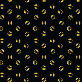 DC Comics Precut 2yd Batman Logo