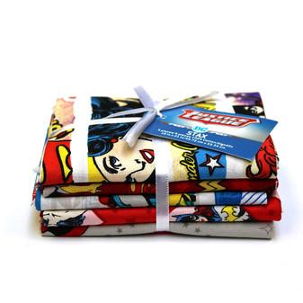 DC Comics Bundle Heroines 4pc