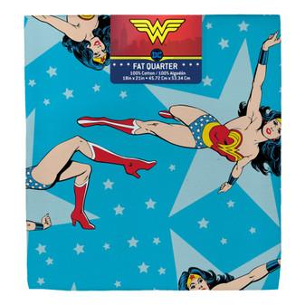 DC Comics Fat Quarter Wonder Woman 6pc