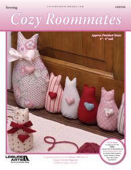 ePattern Cozy Roommates