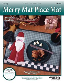 ePattern Merry Mat Placemat