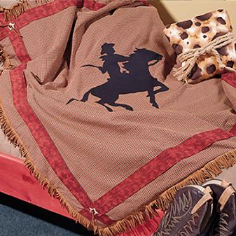 ePattern Saddle Blaket