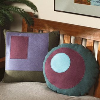 ePattern Two's Company Pillows