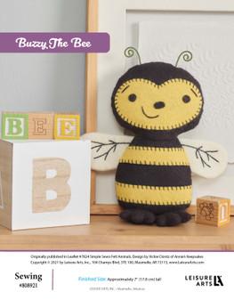 ePattern Buzzy the Bee
