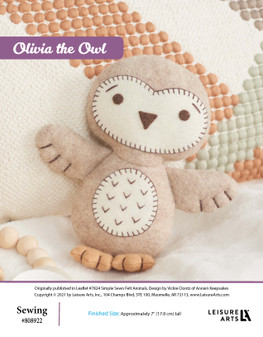 ePattern Olivia the Owl