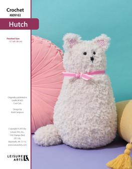 ePattern Crochet Hutch the Cat