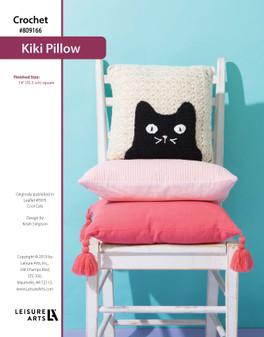 ePattern Crochet Kiki Pillow