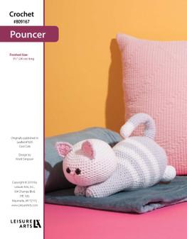 ePattern Crochet Pouncer the Cat