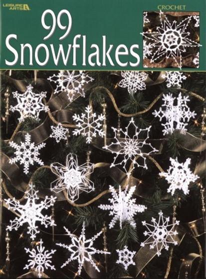 eBook 99 Snowflakes