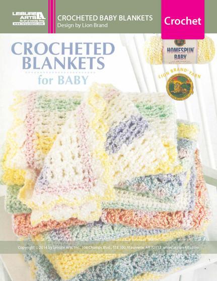 eBook Crochet Blankets for Baby